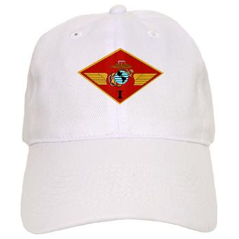 1MAW - A01 - 01 - 1st Marine Aircraft Wing with Text - Cap